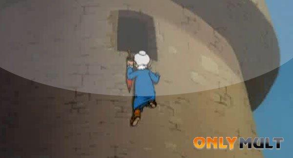 Первый скриншот Мадам Пруданс идёт по следу