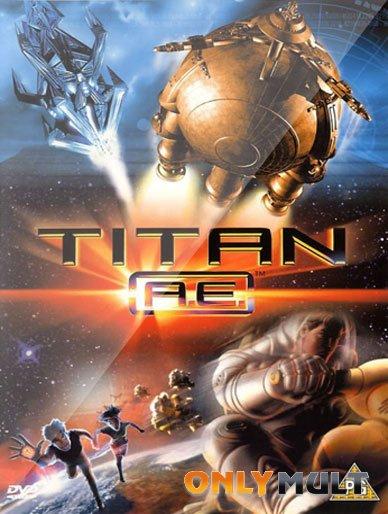 Poster Титан После гибели Земли