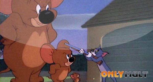 Второй скриншот Том и Джерри: Большие гонки