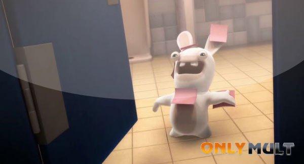 Второй скриншот Бешеные кролики: Вторжение