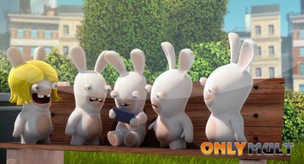 Первый скриншот Бешеные кролики: Вторжение