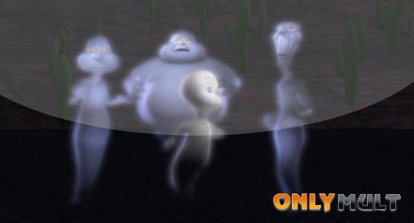 Второй скриншот Каспер: Рождество призраков