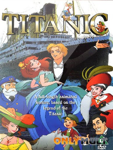 Poster Титаник