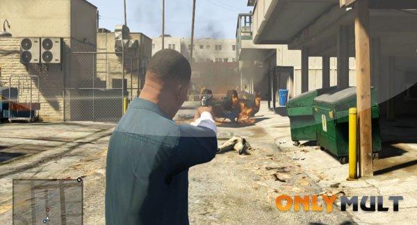 Второй скриншот Видео-прохождение ГТА 5