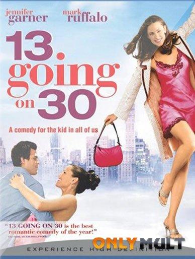 Poster Из 13 в 30