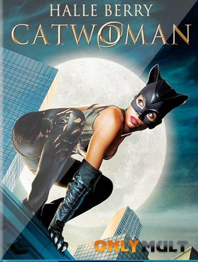 Poster Женщина-кошка