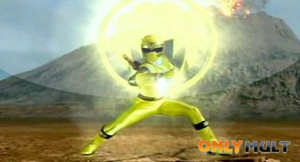 Первый скриншот Могучие рейнджеры: Ниндзя Шторм