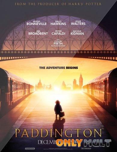 Poster Приключения Паддингтона 2014