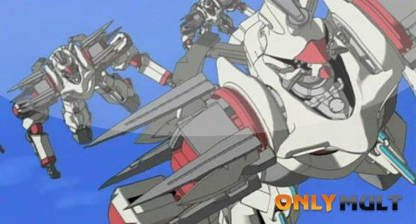 Второй скриншот Войны супер-роботов