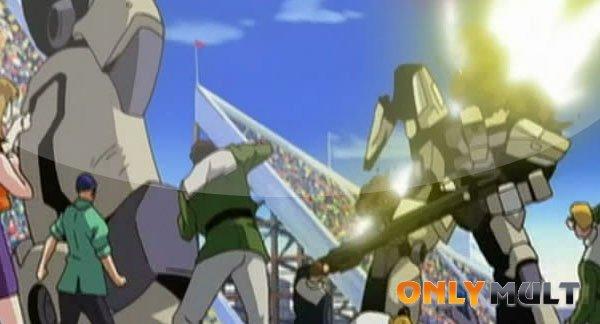 Первый скриншот Войны супер-роботов