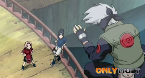 Третий скриншот Наруто OVA