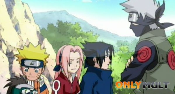Второй скриншот Наруто OVA