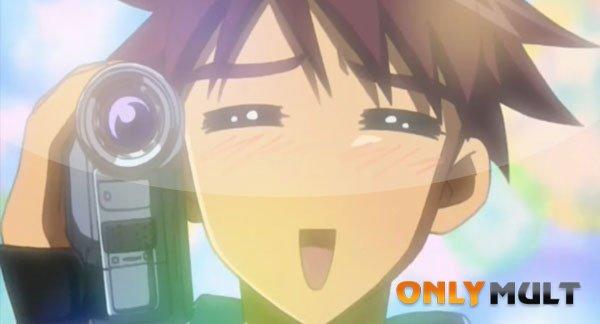 Первый скриншот Любовь любовь (аниме)