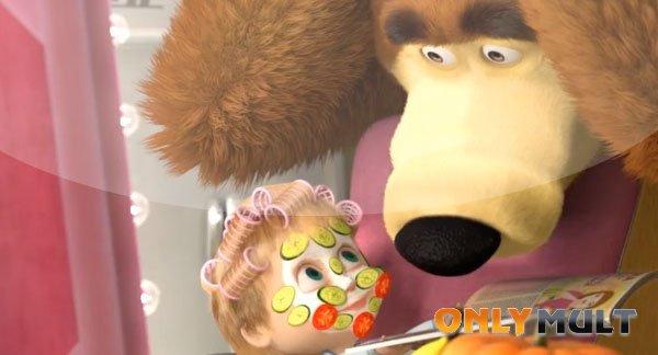 Второй скриншот Маша и медведь [40 серия]
