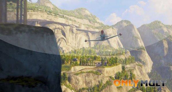 Второй скриншот Самолеты: Огонь и вода