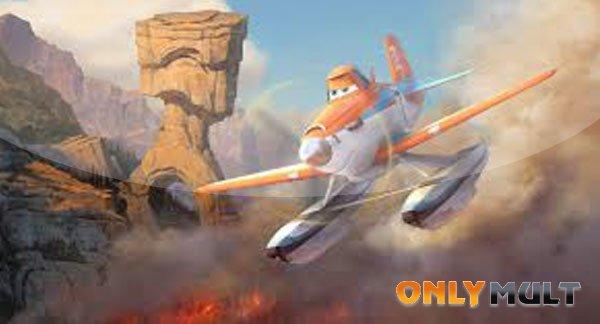 Третий скриншот Самолеты: Огонь и вода