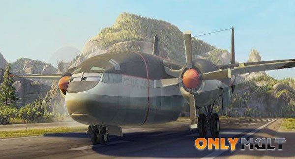Первый скриншот Самолеты: Огонь и вода