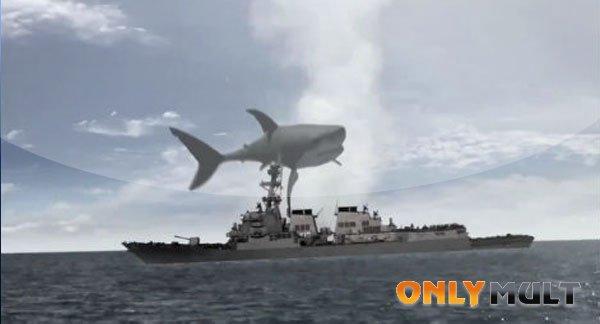 Третий скриншот Мега-акула против Меха-акулы