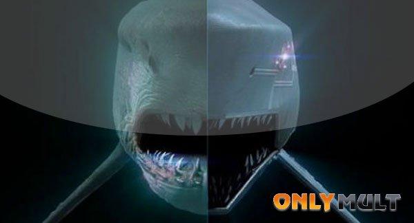 Первый скриншот Мега-акула против Меха-акулы