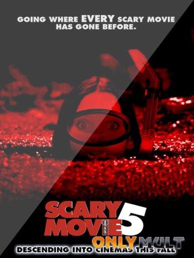 Poster Очень страшное кино 5