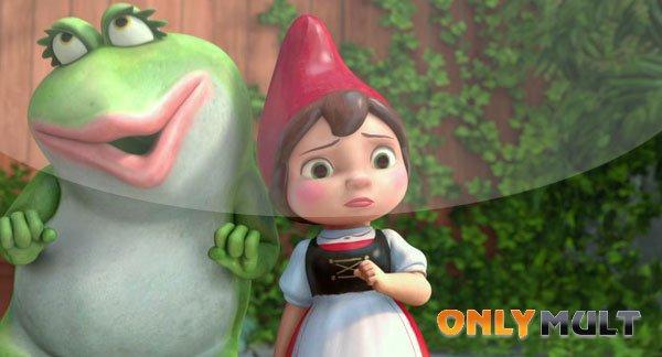 Второй скриншот Гномео и Джульетта