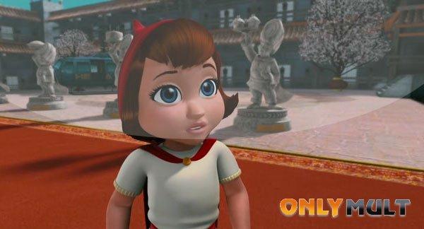 Третий скриншот Красная Шапка против зла