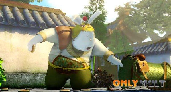 Первый скриншот Кунг-фу Кролик