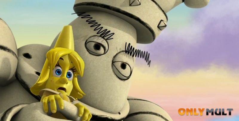 Второй скриншот Герой цветного города