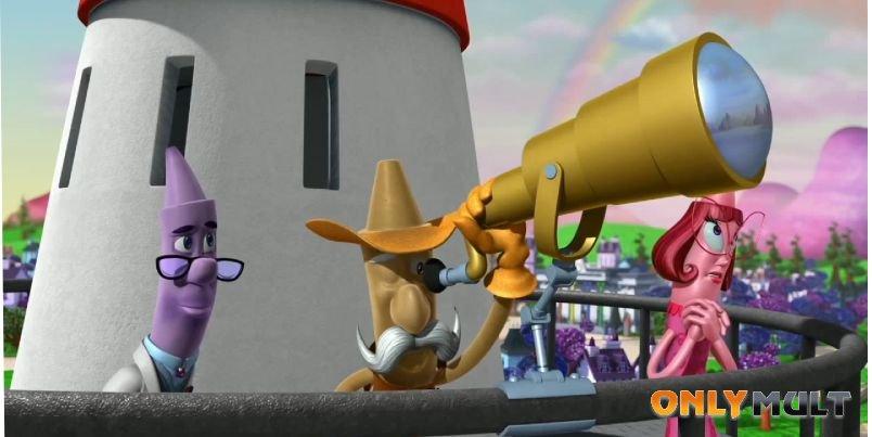 Первый скриншот Герой цветного города