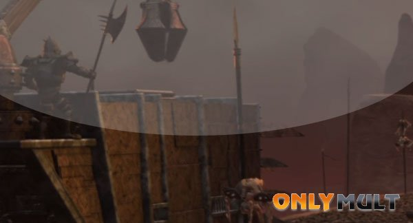 Третий скриншот Ронал-варвар