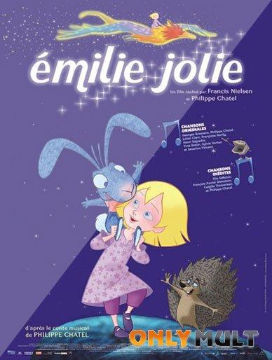 Poster Эмили Жоли