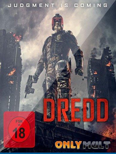 Poster Судья Дредд (2012)