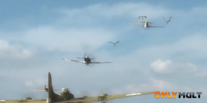 Третий скриншот P-51 истребитель драконов