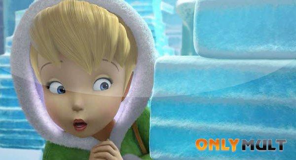 Первый скриншот Феи: Тайна зимнего леса