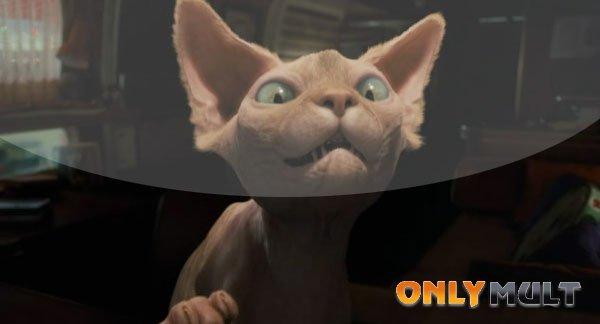 Второй скриншот Кошки против собак: Месть Китти Галор