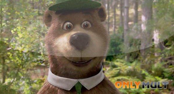 Третий скриншот Медведь Йоги