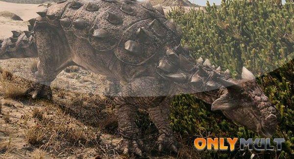 Третий скриншот Динозавры живы