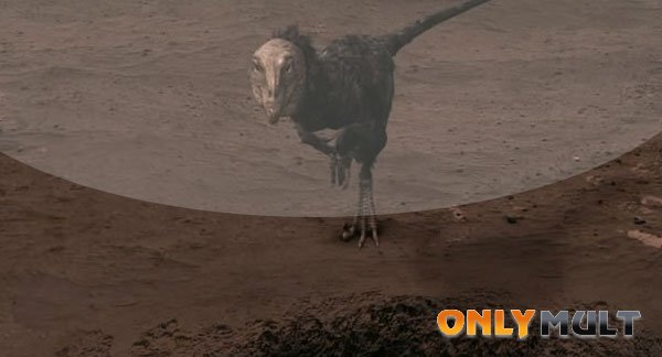 Первый скриншот Динозавры живы
