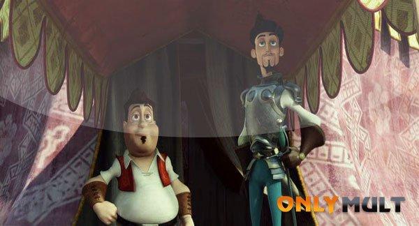 Первый скриншот Дон Кихот