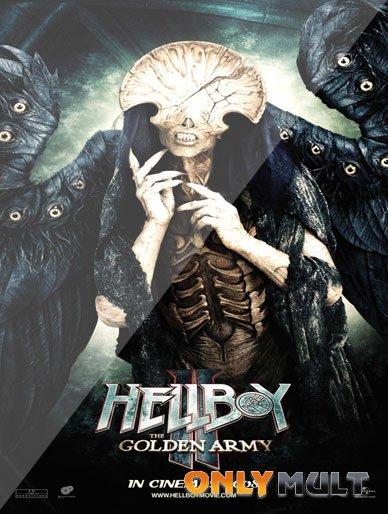 Poster Хеллбой 2