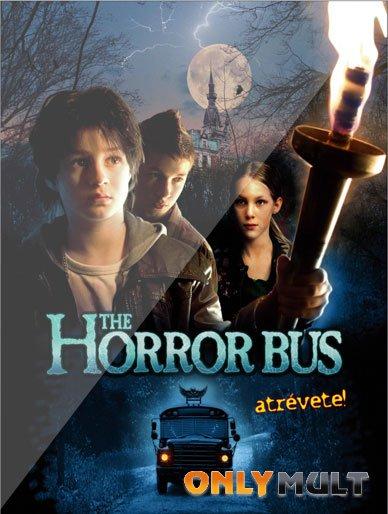 Poster Мальчик-оборотень и волшебный автобус