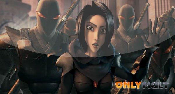 Первый скриншот Черепашки-ниндзя 2007