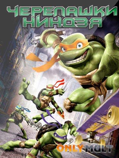 Poster Черепашки-ниндзя 2007
