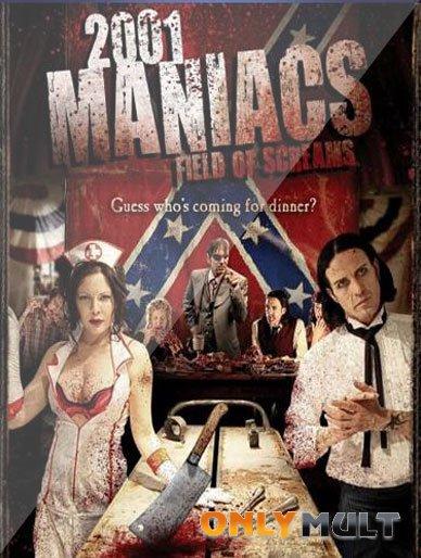 Poster 2001 маньяк