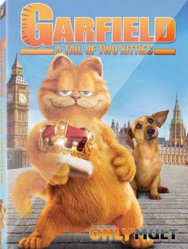 Poster Гарфилд 2