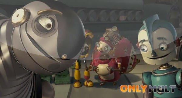 Первый скриншот Роботы [мультфильм]