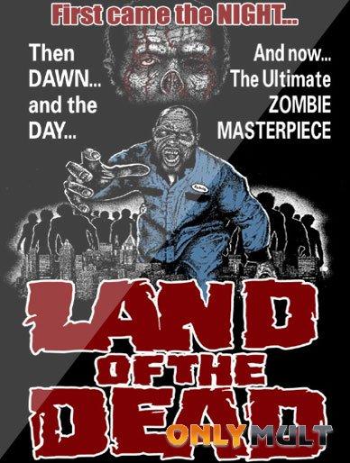 Poster Земля мертвых