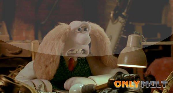Третий скриншот Уоллес и Громит: Проклятие кролика-оборотня