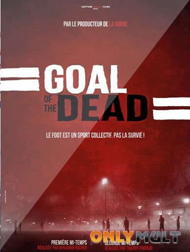 Poster Гол живых мертвецов