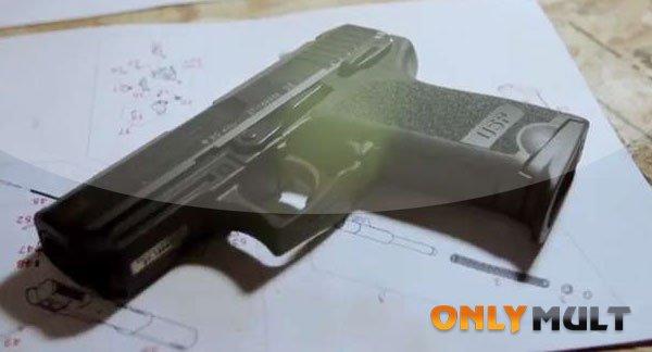 Первый скриншот Женщина-пистолет